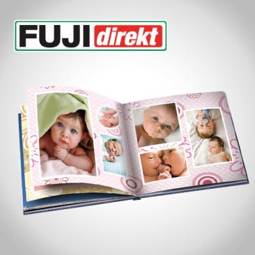 fujidirekt kampanj fotobok
